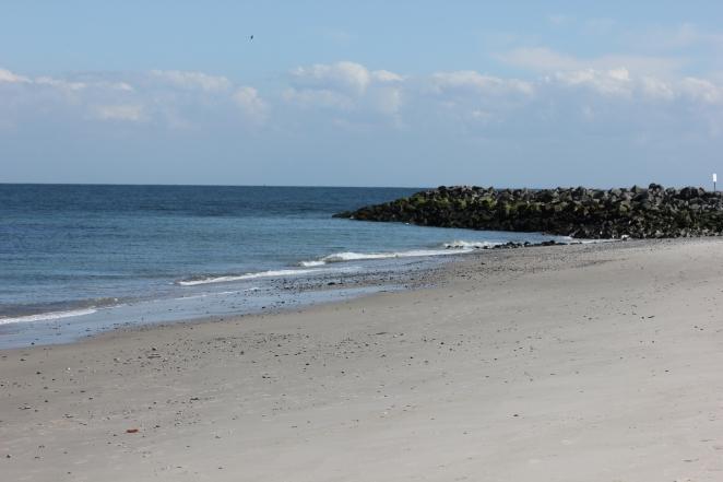 Strand auf der Düne