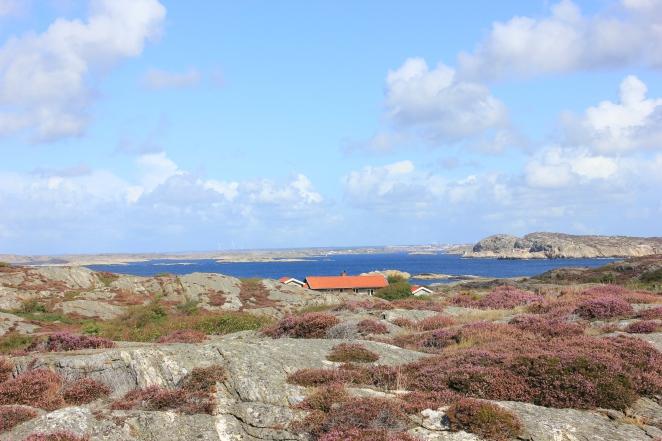 Klettern auf Gullholmen