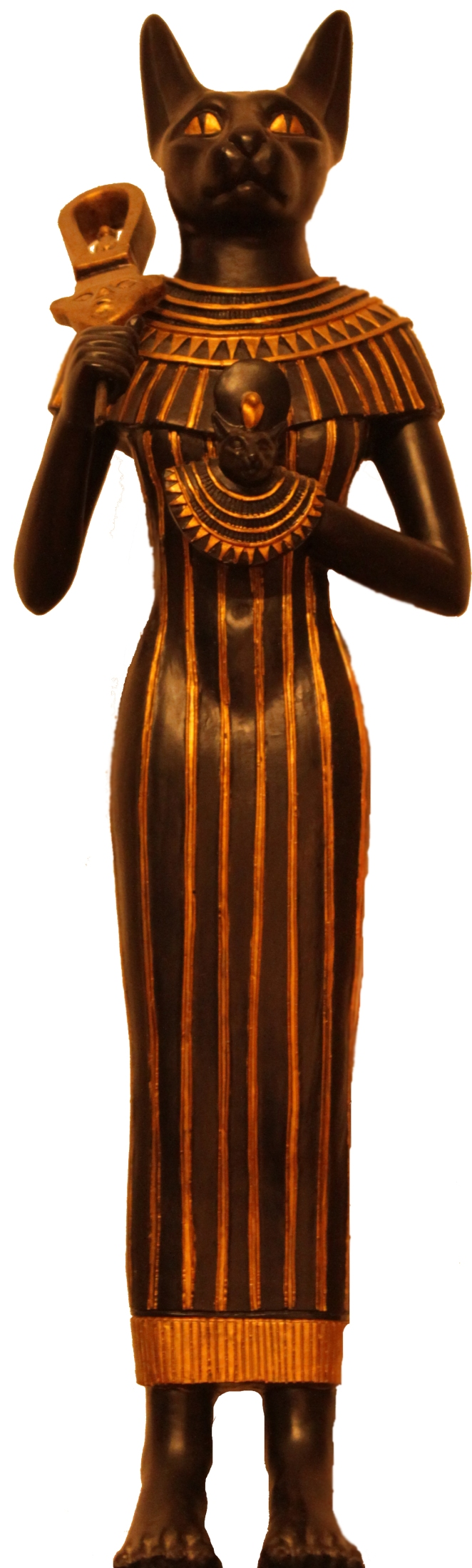 Quelle: Kotofeij K. Bajun, https://upload.wikimedia.org/wikipedia/commons/7/72/Bastet_dame_katzenkopf.jpg
